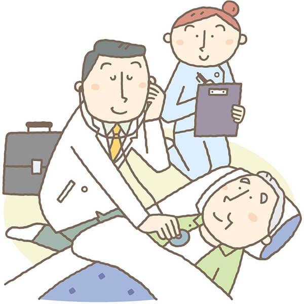 治す医療から支える医療へ