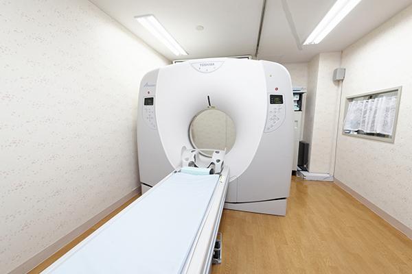 大腸CT検査